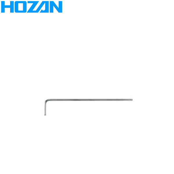 HOZAN(ホーザン)ボールポイントレンチ(W-110-2)