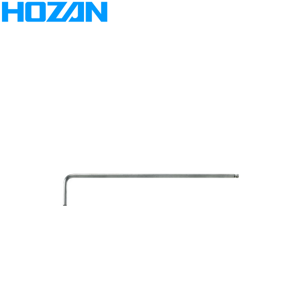 HOZAN(ホーザン)ボールポイントレンチ(W-110-2.5)