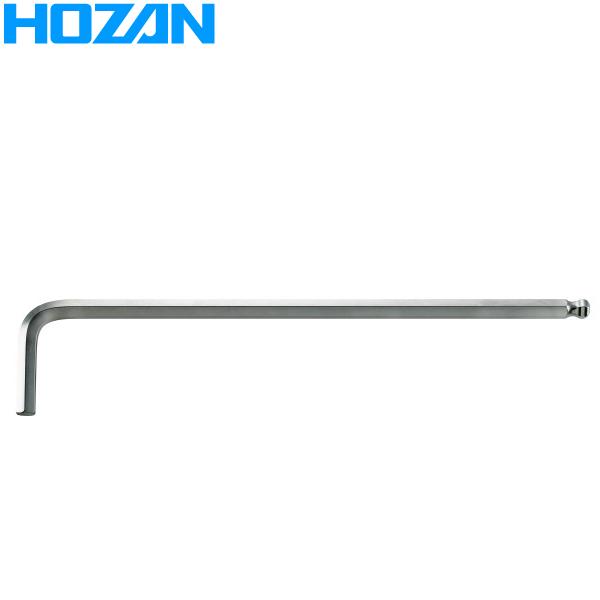 HOZAN(ホーザン)ボールポイントレンチ(W-110-6)